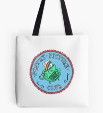 Poetry Picture Club logo Tote Bag