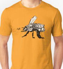 the plight of the honeybees Unisex T-Shirt