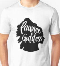 Pawnee Goddess Native American  Unisex T-Shirt