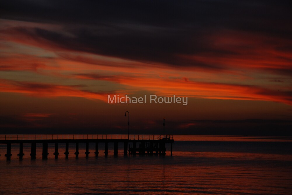 Dromana Afternoon by Michael Rowley