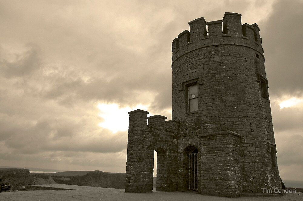 O'Brien's Tower by Tim Condon