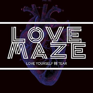 Love Maze (Heart) - BTS de amiar15