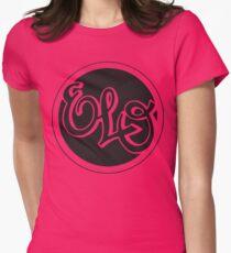E.L.O. BLACK Womens Fitted T-Shirt