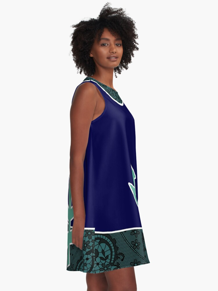 Alternate view of The Neptune Collection A-Line Dress