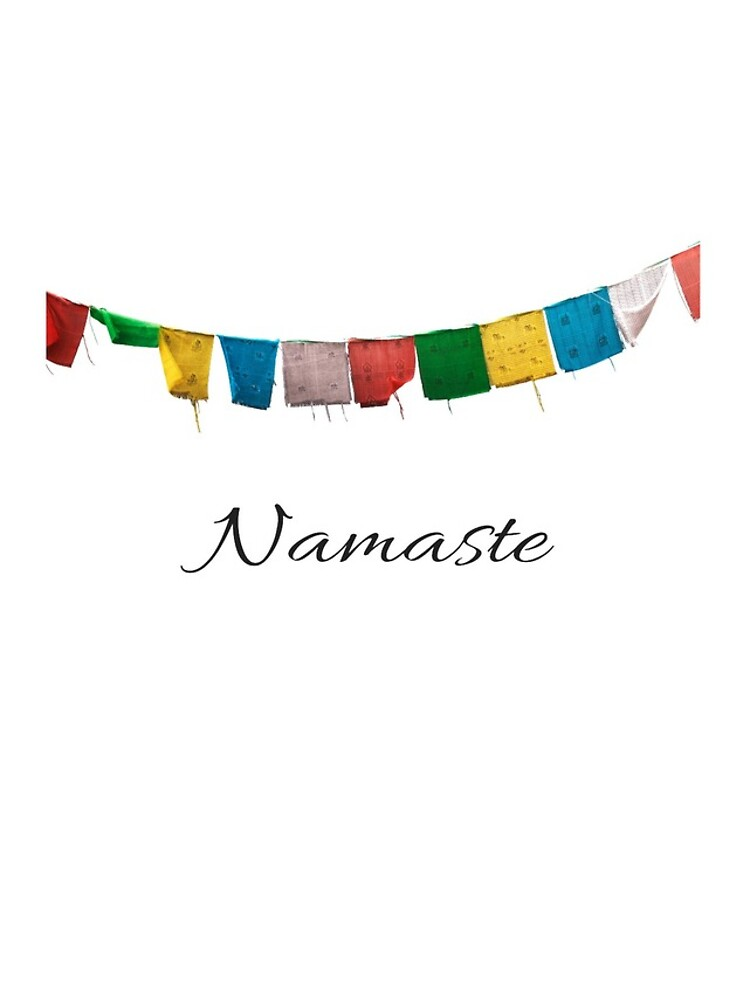 Namaste to you by Souperjumble