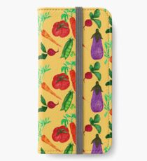 Mixed Vegetables  iPhone Wallet/Case/Skin