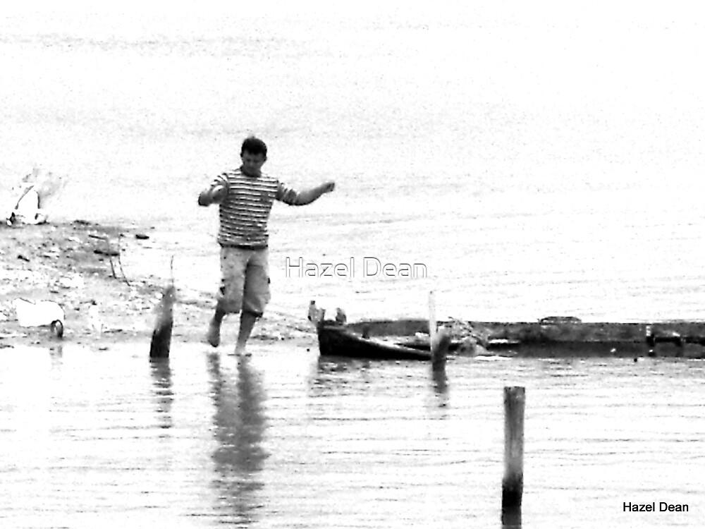 Fisherman by Hazel Dean