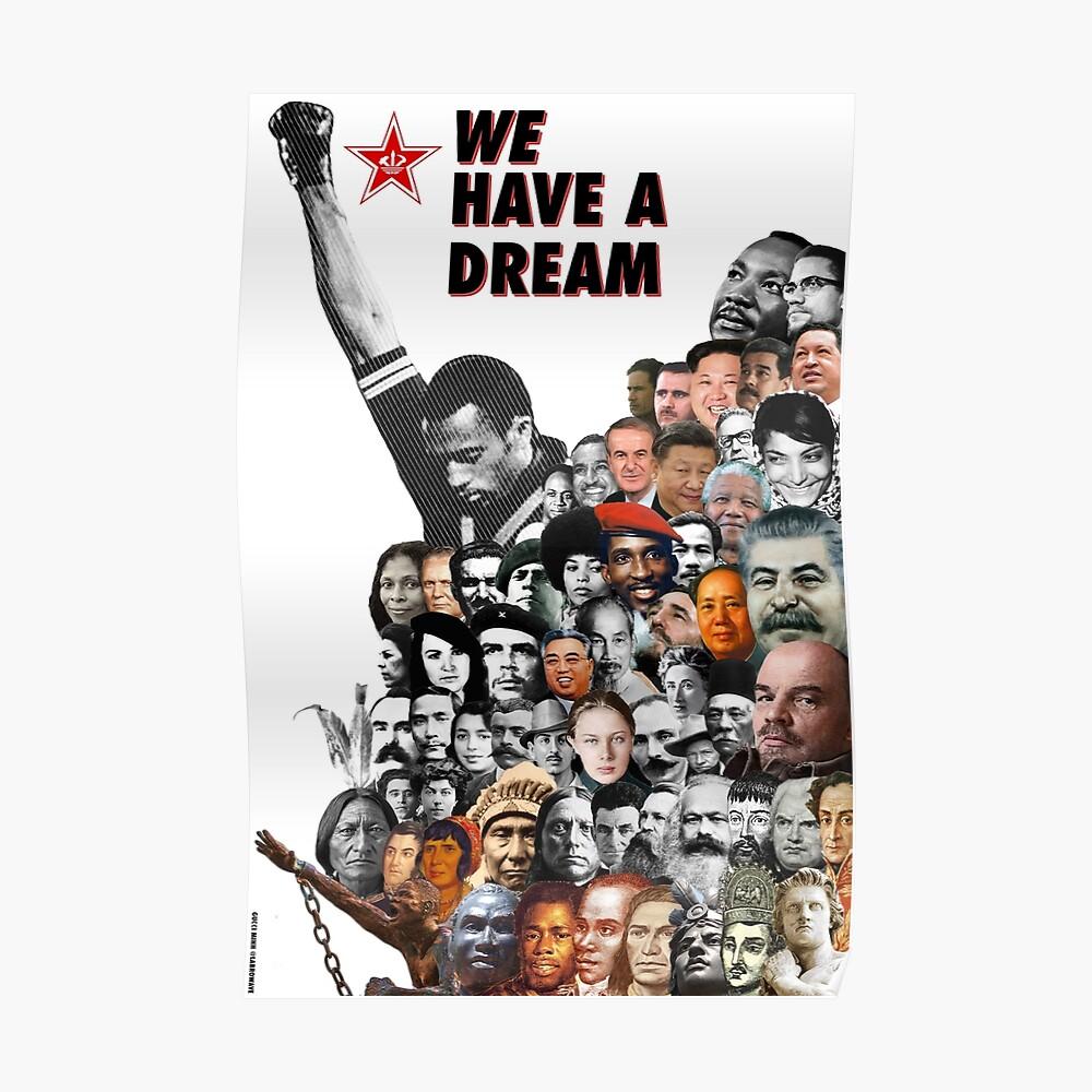 Wir haben einen Traum Poster