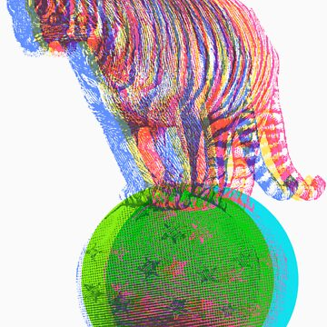 CIRCUS TIGER by archplus