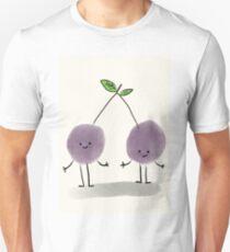 Couple of sweet grapes Unisex T-Shirt