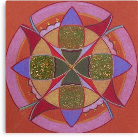 Mandala by Pam Wilkie