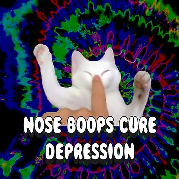 Nose Boops Cure Depression by ArtsyPrincess