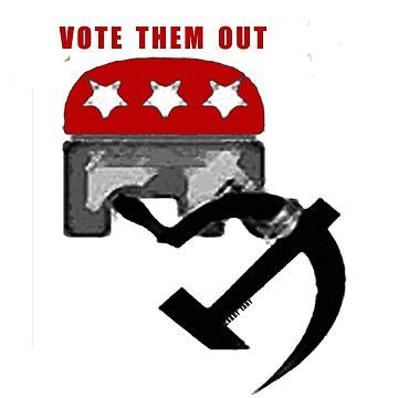VOTE THEM OUT by gabbytary