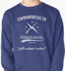 Commonwealth Minutemen Pullover