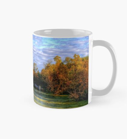 Autumn on the Boardwalk Mug