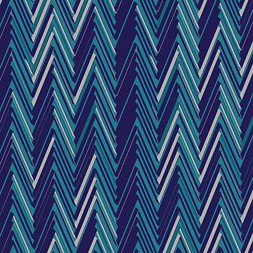 Abstract Chevron II by tamaya111