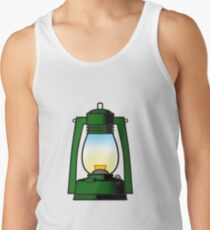 Let there be light Tank Top