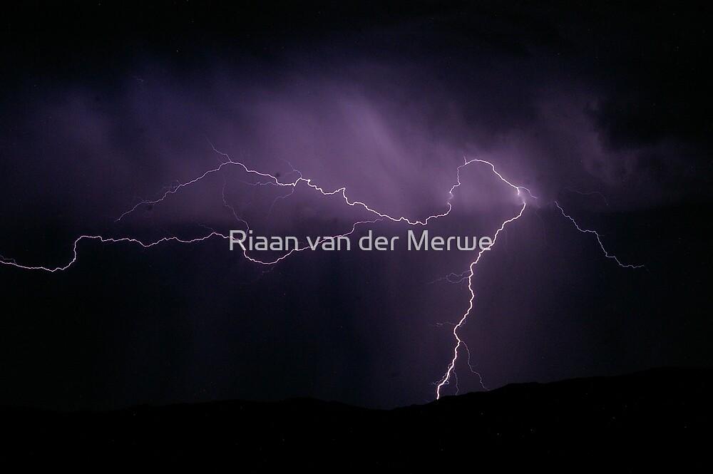 Augrabies Thunder by Riaan van der Merwe
