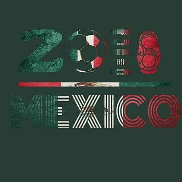 mexico 2018 by Luisombra