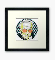 Stan Lee Framed Print