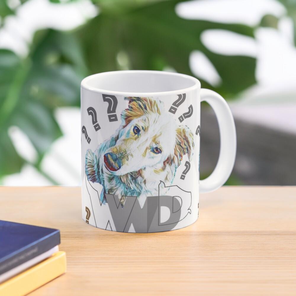 What Would Dogs Do? Mascot  Mug