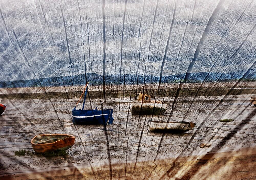 Boats and Tree. by darkvampire