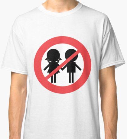 Children Banned Classic T-Shirt