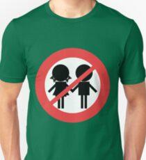 Children Banned Unisex T-Shirt