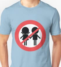 Children Banned Unisex T-Shirt