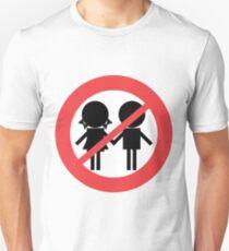 Camiseta unisex Children Banned