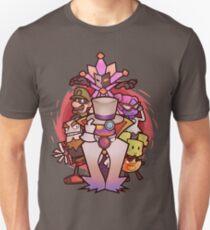 Camiseta unisex Super Paper Mario Villains