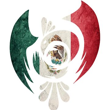 MEXICO CAMPION RUSSIA 2018 by Luisombra