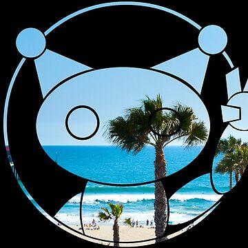 Automaton - The Beach by hairybones1997