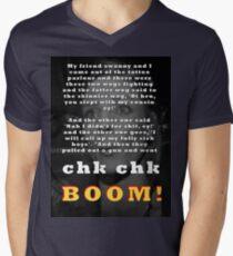 Tell it again!! Men's V-Neck T-Shirt