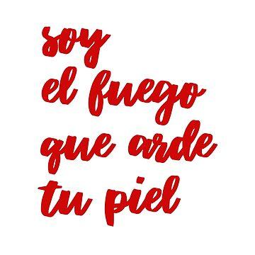EL FUEGO by wexler