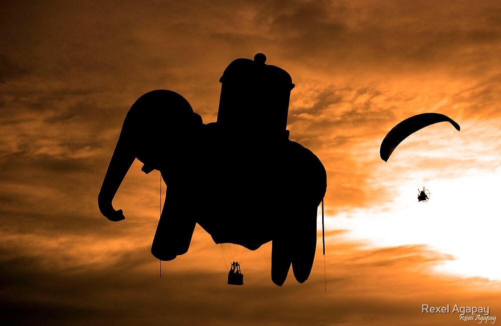 Elefantasia by Rexel Agapay