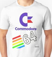 Commodore 64 Unisex T-Shirt