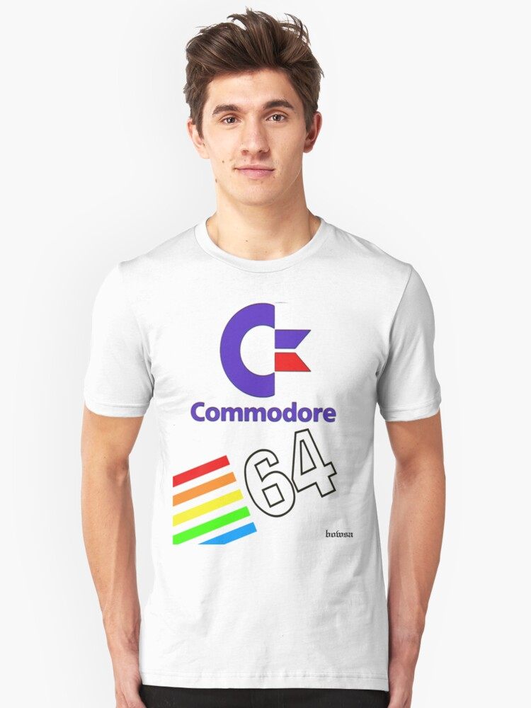 Commodore 64 by b8wsa
