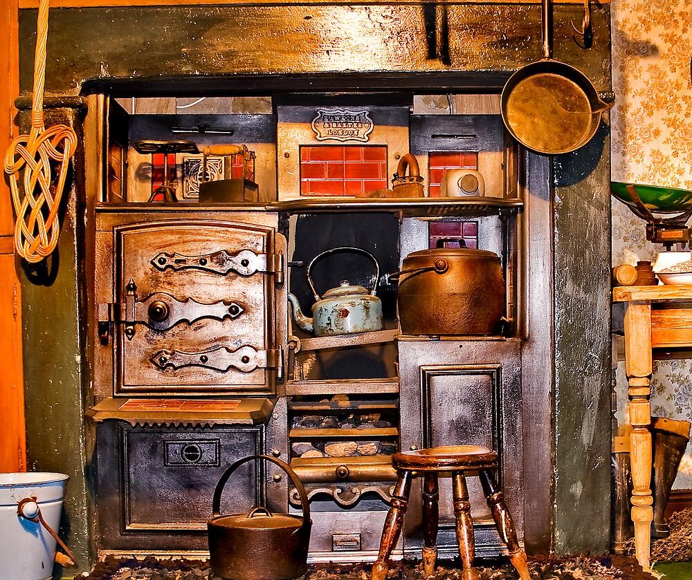 Kitchen. by darkvampire