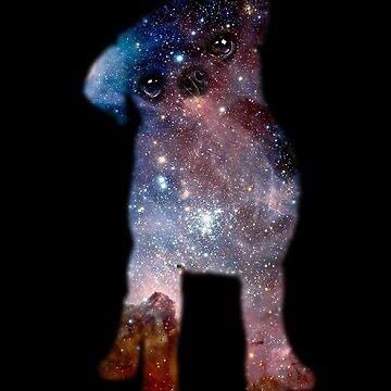 Pug Nebula by FlyNebula