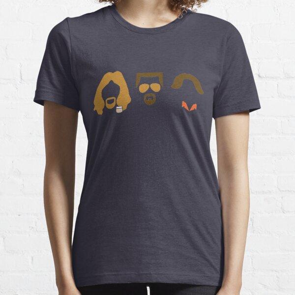 Big Lebowski Trio Essential T-Shirt