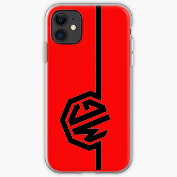 MG tow the line iPhone Soft Case