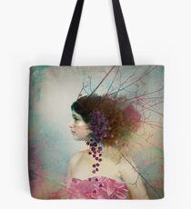 Portrait in Pastell 2 Tote Bag