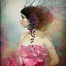 Portrait in Pastell 2 by Catrin Welz-Stein