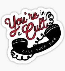 Call Your Dad Sticker