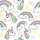 Unicorns and Rainbows by Pamela Maxwell