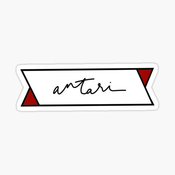 Antari Sticker