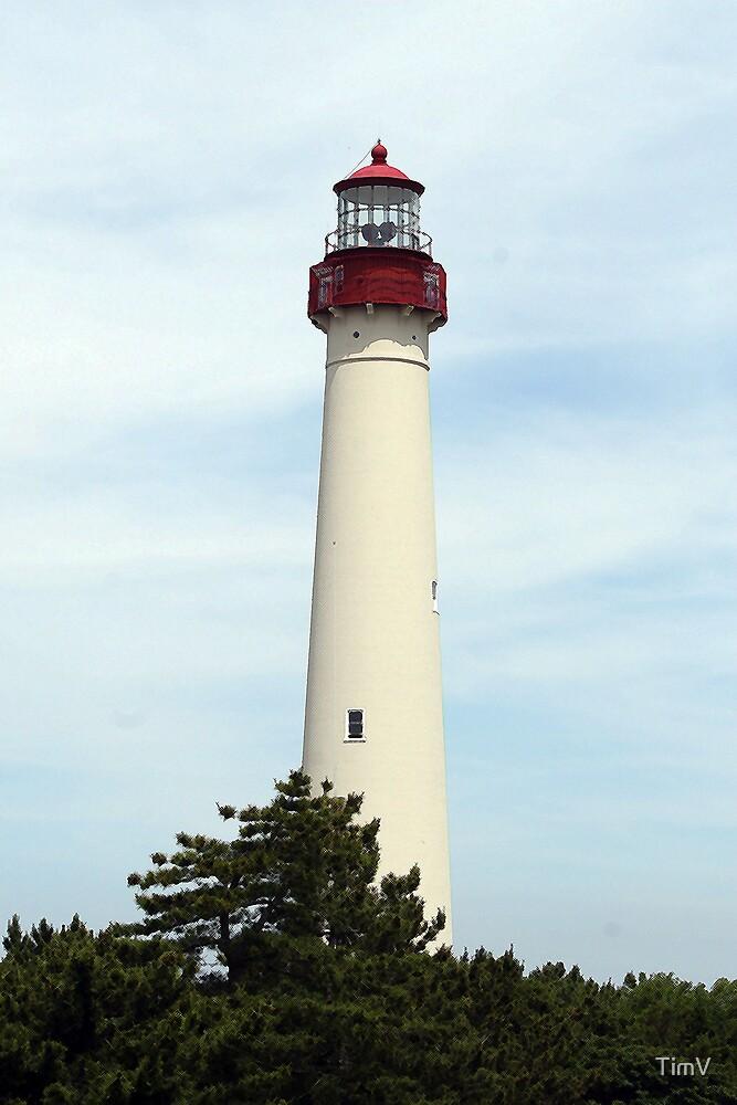 Lighthouse by TimV