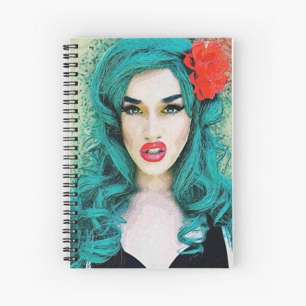 Adore Delano Spiral Notebook