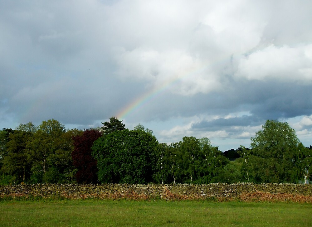 Rainbows end  by kimie